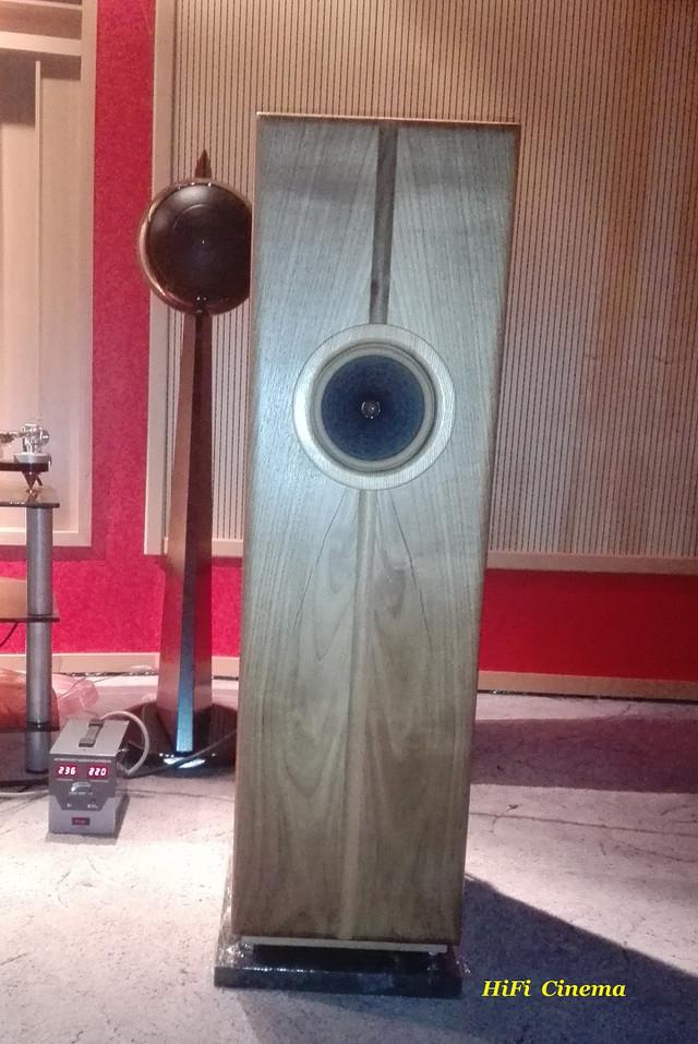 Trident Sound Loudspeaker Classic Horn Full Range front-view