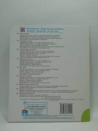 3 клас Робочий зошит Українська мова 3 клас Контрольні роботи до Захарійчук Данилко, фото 2