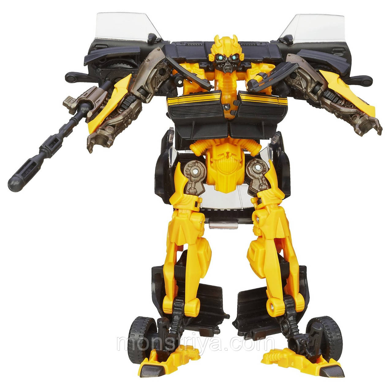 Transformers Age of Extinction Generations Deluxe Class High Octane Bumblebee Бамблби, Киев, фото 1