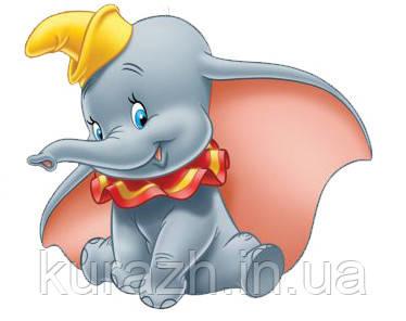 """Стенд для детских рисунков """"Слон"""""""