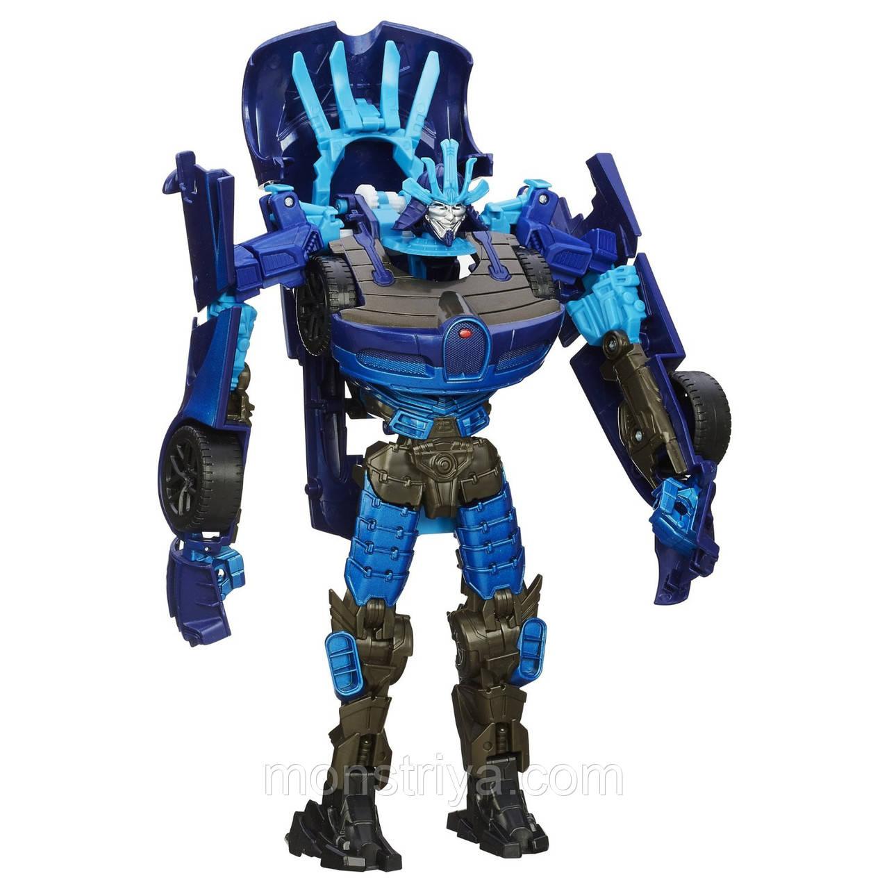 Трансформеры 4 Дрифт .Transformers 4: Age of Extinction Flip and Change Вращай и меняй! Autobot Drift