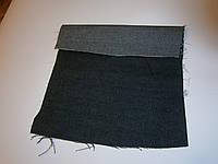 Ткань джинсовая серая  №1020