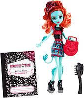 Кукла Монстер Хай Лорна МакНесси «Монстры по обмену» Monster High
