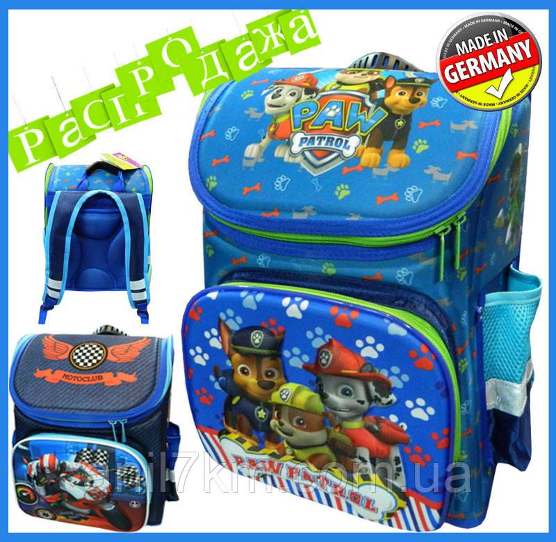 Шкільний ортопедичний рюкзак PAW PATROL