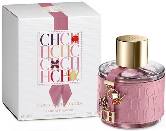 Женская туалетная вода CH Garden Party Carolina Herrera Summer fragrance Limited edition (игривый аромат)  копия