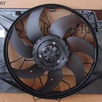 Вентилятор охлаждения радиатора на Mercedes (Мерседес) CL C216 / S W221 (оригинал) A2219066500