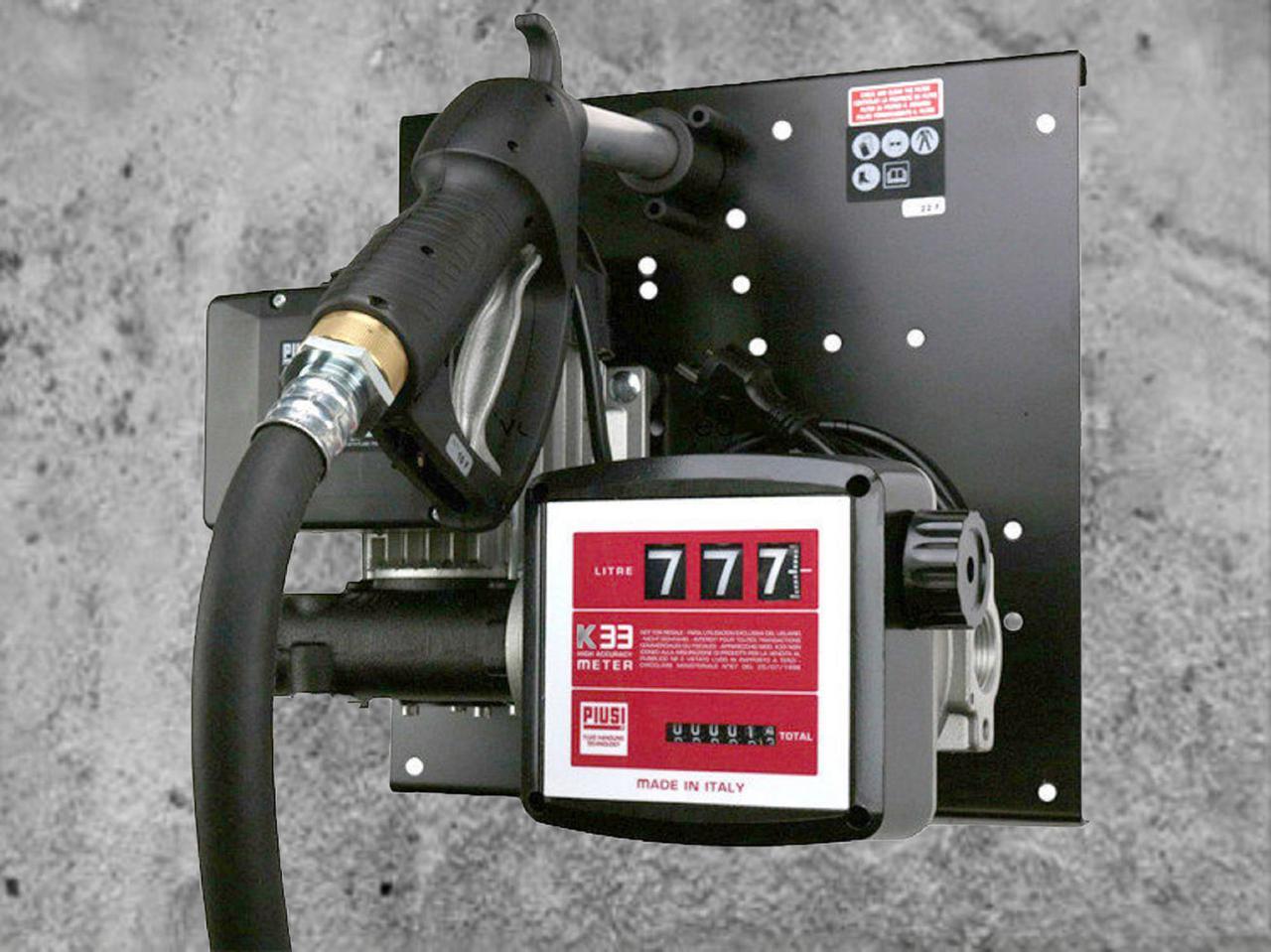 Мобильный топливо-заправочный модуль Piusi ST Panther 56 K33