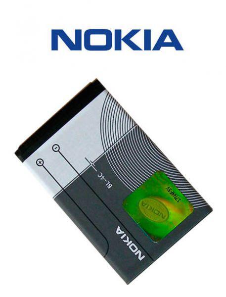 AKБ (High Copy) New Design Nokia BL-4C