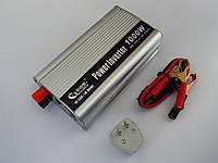 Преобразователь напряжения 12V-220V 1000W (инвертор)
