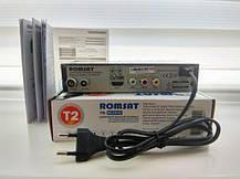 Ресивер наземного вещания Romsat T8020HD, фото 3