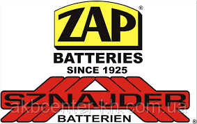 Аккумуляторы ZAP SZNAJDER BATTERIEN S.A.