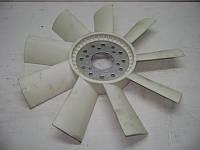 Крыльчатка вентилятора МТЗ 9 лопастей (пластик)