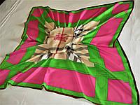 Платок Burberry тяжёлый шёлк100% можно приобрести на выставках в дворце  спорта Киев 820ca1611a12c