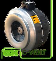 Вентилятор канальный для приточно-вытяжной вентиляции C-VENT-200В
