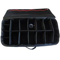 Сумка для 10 катушек LeRoy Reel Case 10 черная, фото 2