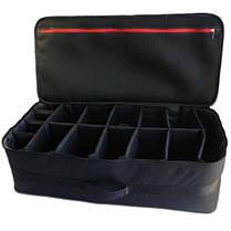 Сумка для 10 катушек LeRoy Reel Case 10 черная, фото 3