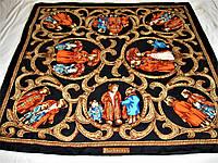 Платки Burberry тяжёлый шёлк100% можно приобрести на выставках в дворце  спорта Киев da5e3d75f95fe