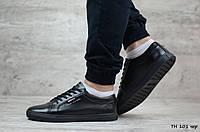 Мужские кожаные кроссовки Tommy Hilfiger , фото 1