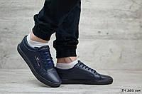 Мужские кожаные кроссовки Tommy Hilfiger (Реплика), фото 1