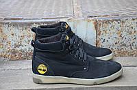 Мужские зимние ботинки Timberland (Реплика), фото 1