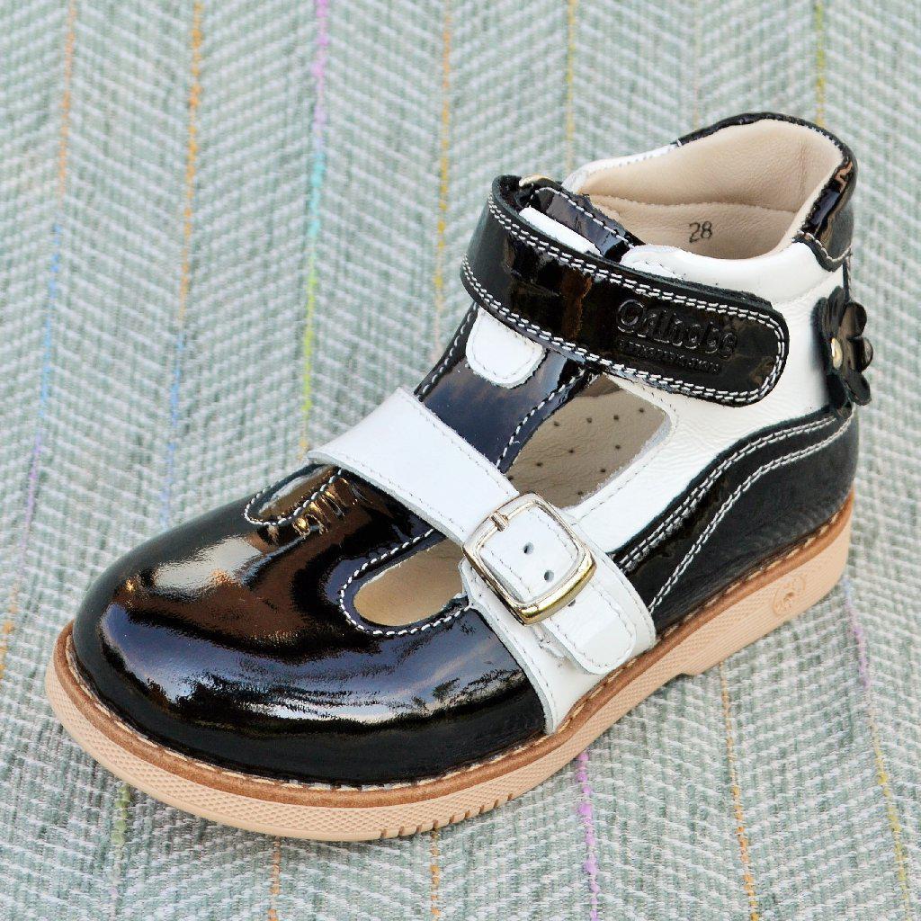 Туфлі ортопедичні, дівчинка, Orthobe розмір 28 29 32