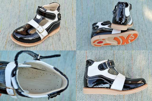 Туфлі ортопедичні, дівчинка, Orthobe фото