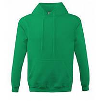 Мужская толстовка Keya Ярко-зелёный Размер S UNISEX HOODED SWEATSHIRT  SWP280-47 S