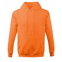 Мужская толстовка Keya Оранжевый Размер M UNISEX HOODED SWEATSHIRT  SWP280-44 M