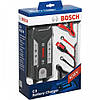 Универсальное зарядное устройство Bosch C3 для аккумулятора мотоциклов, скутеров, машин