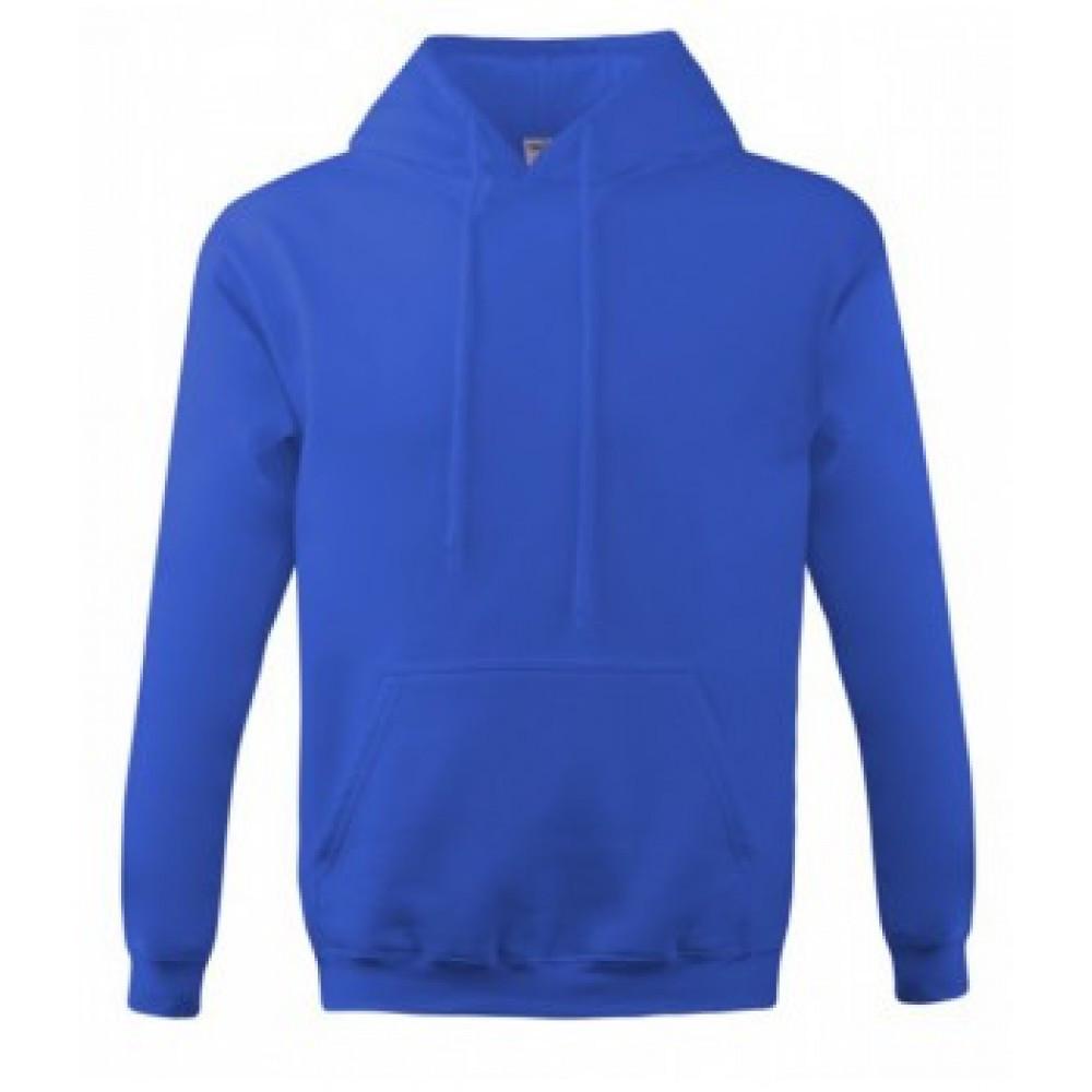 Мужская толстовка Keya Ярко-синий Размер S UNISEX HOODED SWEATSHIRT  SWP280-51 S