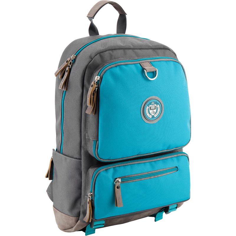 Стильный и практичный школьный рюкзак с ортопедическими системами и умным органайзером. Бесплатная доставка.
