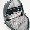 Стильный и практичный школьный рюкзак с ортопедическими системами и умным органайзером. Бесплатная доставка., фото 8
