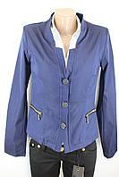 Пиджак женский okSana синий 42,44
