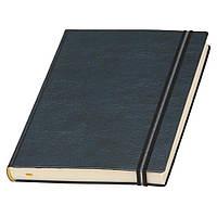 Щоденник Дакар Преміум Еластик кремовий блок А5, фото 1