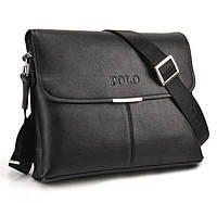 Большая мужская сумка Polo BL (Реплика)