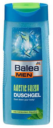Гель для душа Balea Men арктическая свежесть с ментолом 300мл, фото 2