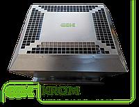 Крышный радиальный вентилятор малой высоты в шумоизолированном корпусе KROM-S-4 0,117