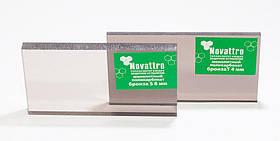 Полікарбонат монолітний, Novattro, бронза 2 мм 2,05*3,05м