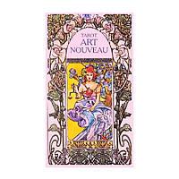Art Nouveau Tarot   Таро Галерея, фото 1