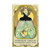 The Ethereal Visions: An Illuminated Tarot Deck
