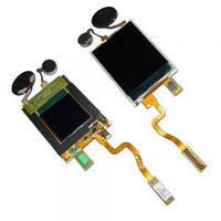Дисплей Samsung X670 основной и внешний дисплеи, на шлейфе