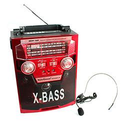 Радиоприемник Kanon KN-62REC-R