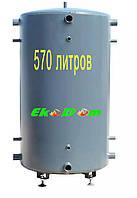 Аккумуляторный бак (буферная емкость) ДТМ 570 литров