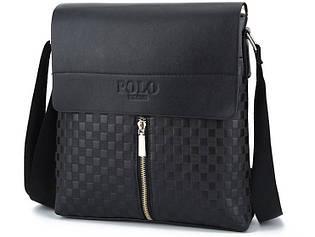Чоловіча сумка Polo варіант з замочком