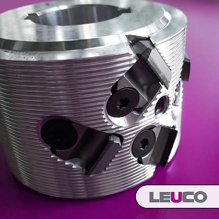 Алмазная фреза для прифуговки под кромку LEUCO DIAMAX SmartJointer airFace DP (для станков SCM ME-28, ME-35), фото 2
