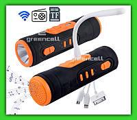 Фонарь Cclamp 501 / 459 USB, FM, Bluetooth