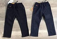 Котоновые брюки для мальчиков оптом, S&D, 4-12 лет,  № XEE-035, фото 1