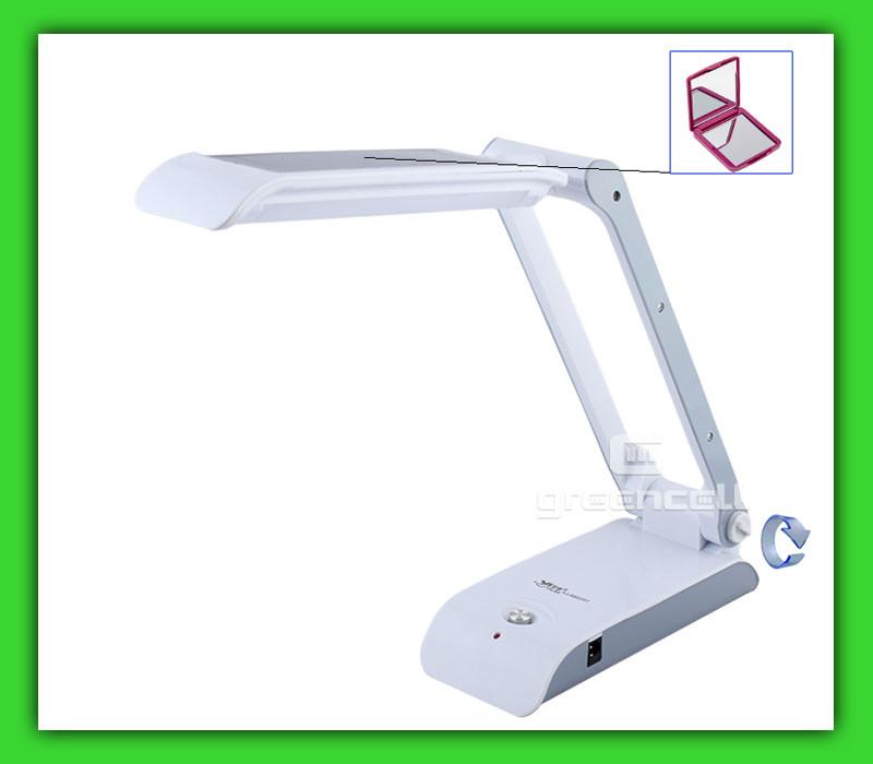 LED лампа настільна Yajia YJ 5852R акумуляторна