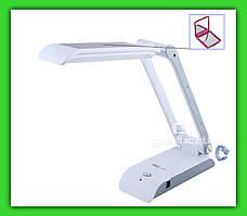 Настольная LED лампа Yajia YJ 5852R аккумуляторная