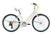 "Велосипед GIANT Liv Flourish 24"" белый 2018"